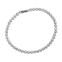Magnificent Diamond Fine Jewellery White Gold Bracelet