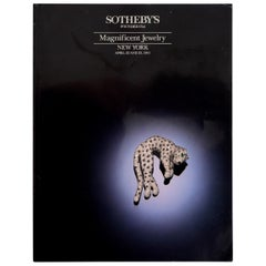 Magnificent Jewelry, New York, April 22-23, 1991, Sotheby's Sale # 6163