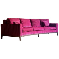 Magnificent Large Modern Sofa Curved Bespoke Custom Made