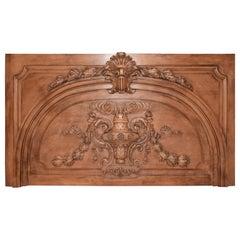 Magnificent Rectangular over Door Panel