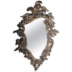 Magnificent Rococo Wall Mirror, Napoleon III