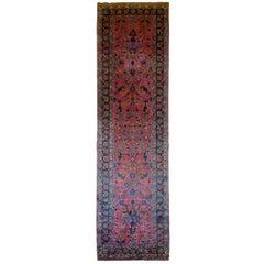 Magnificent Superfine Persian Silk Kashan Rug