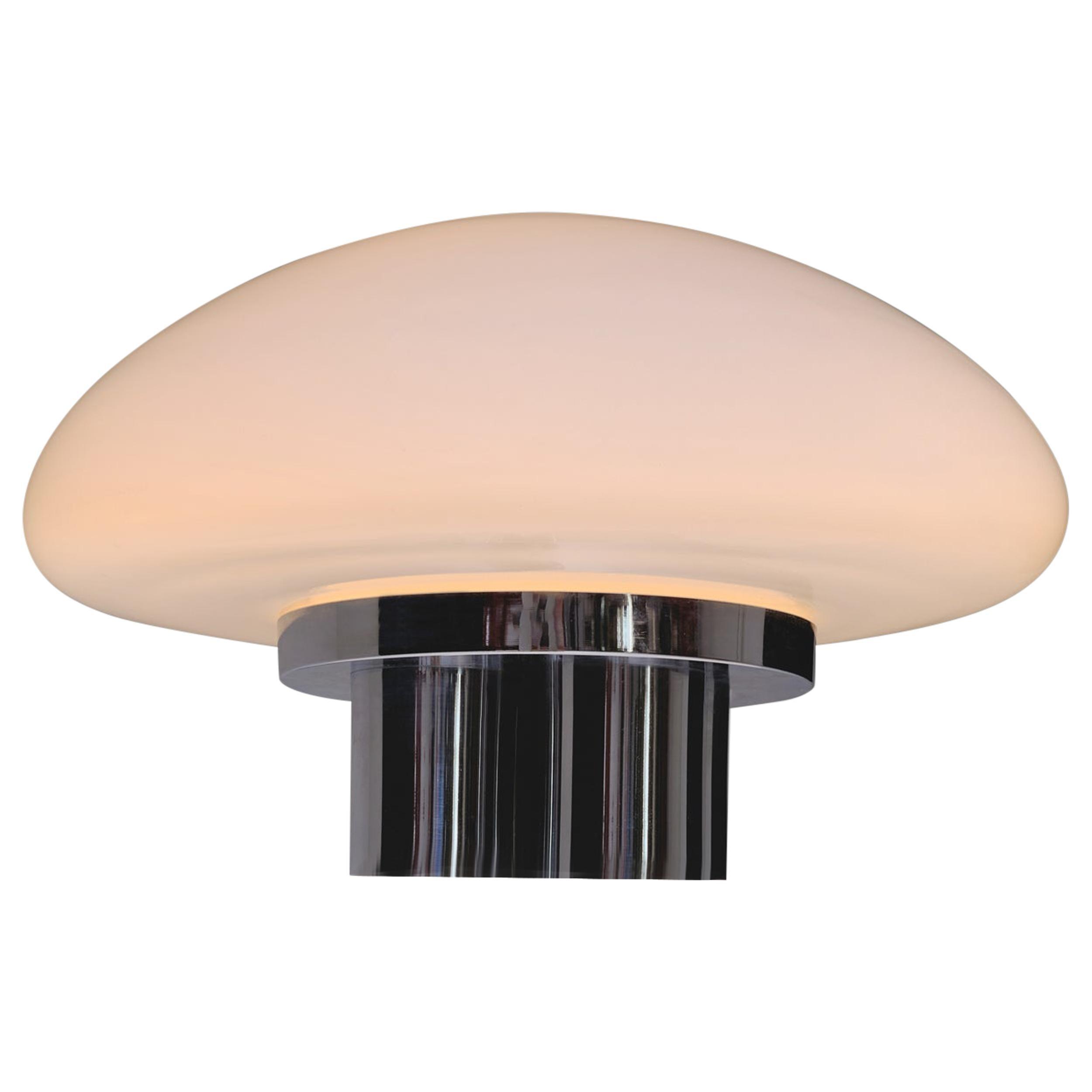 Magnolia Lamp by Sergio Mazza & Giuliana Gramigna for Quattrifolio
