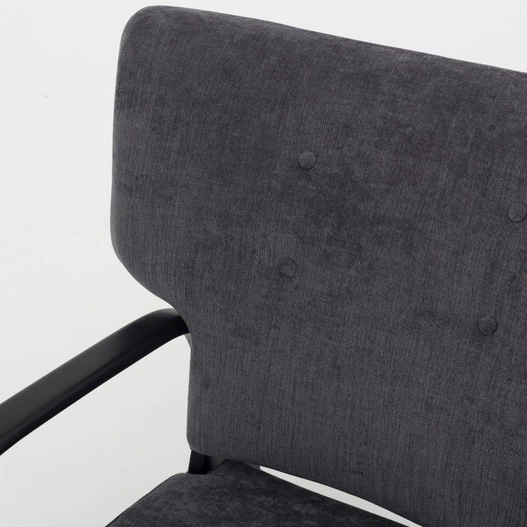 Scandinavian Modern Magnus Stephensen Easy Chair For Sale