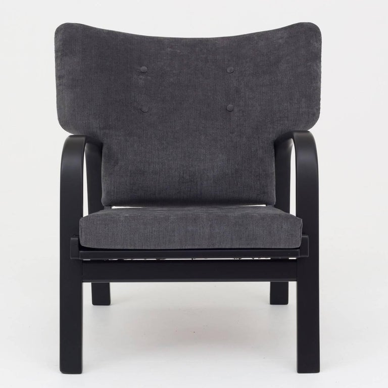 Danish Magnus Stephensen Easy Chair For Sale