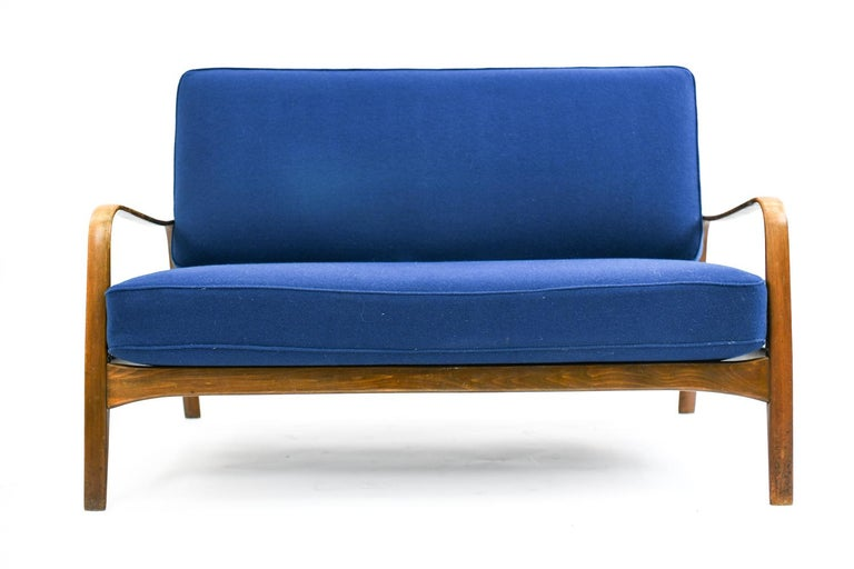 Upholstery Magnus Stephensen for Fritz Hansen Sofa Suite For Sale