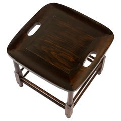 Magrini Side Table or Stool in Rosewood by Sergio Rodrigues, 1963