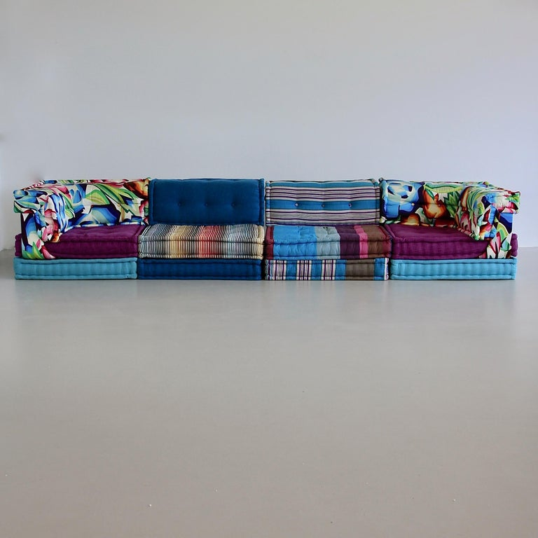 Mah Jong Sofa by Roche Bobois In Good Condition For Sale In Berlin, Berlin