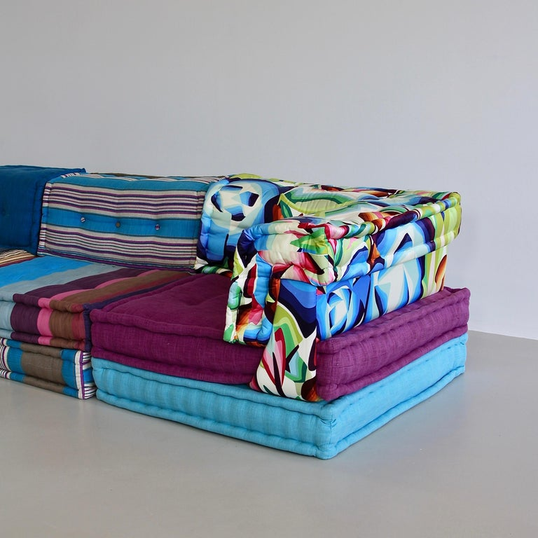 Upholstery Mah Jong Sofa by Roche Bobois For Sale