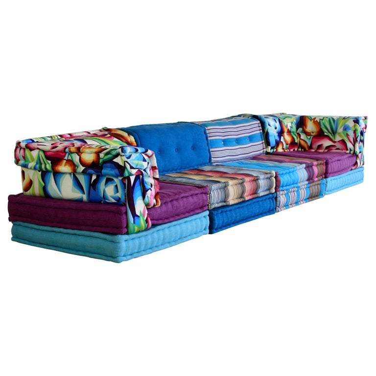 Mah Jong Sofa by Roche Bobois For Sale