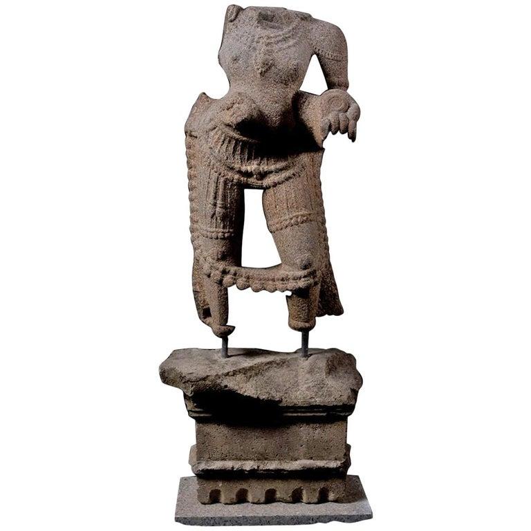 Maharaja Granite Torso For Sale