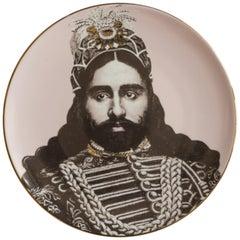 Maharaja One Porcelain Dinner Plate by Vito Nesta for Les-Ottomans
