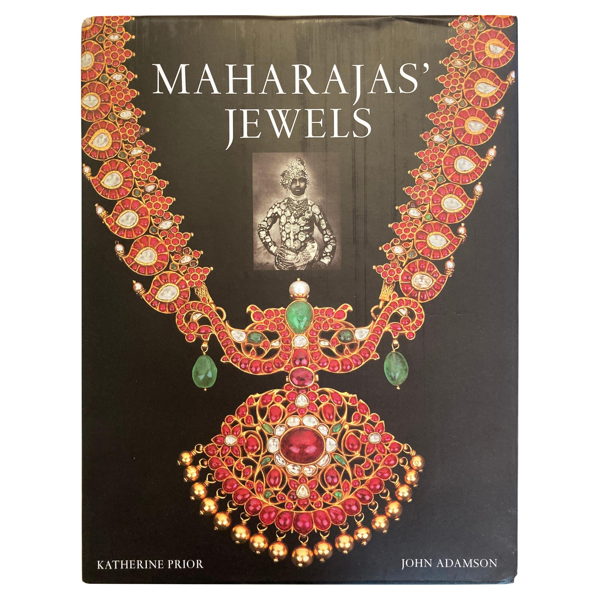 Maharaja's Jewels Table Book by Katherine Prior, Assouline