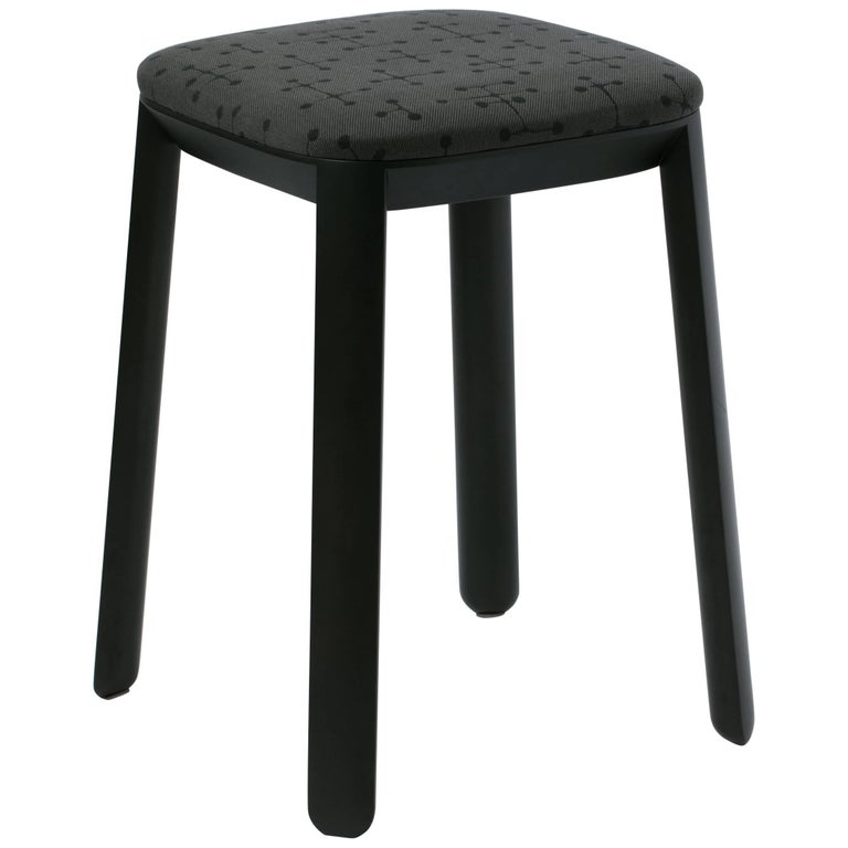 Maharam Covered Stool by Scholten & Baijings  For Sale