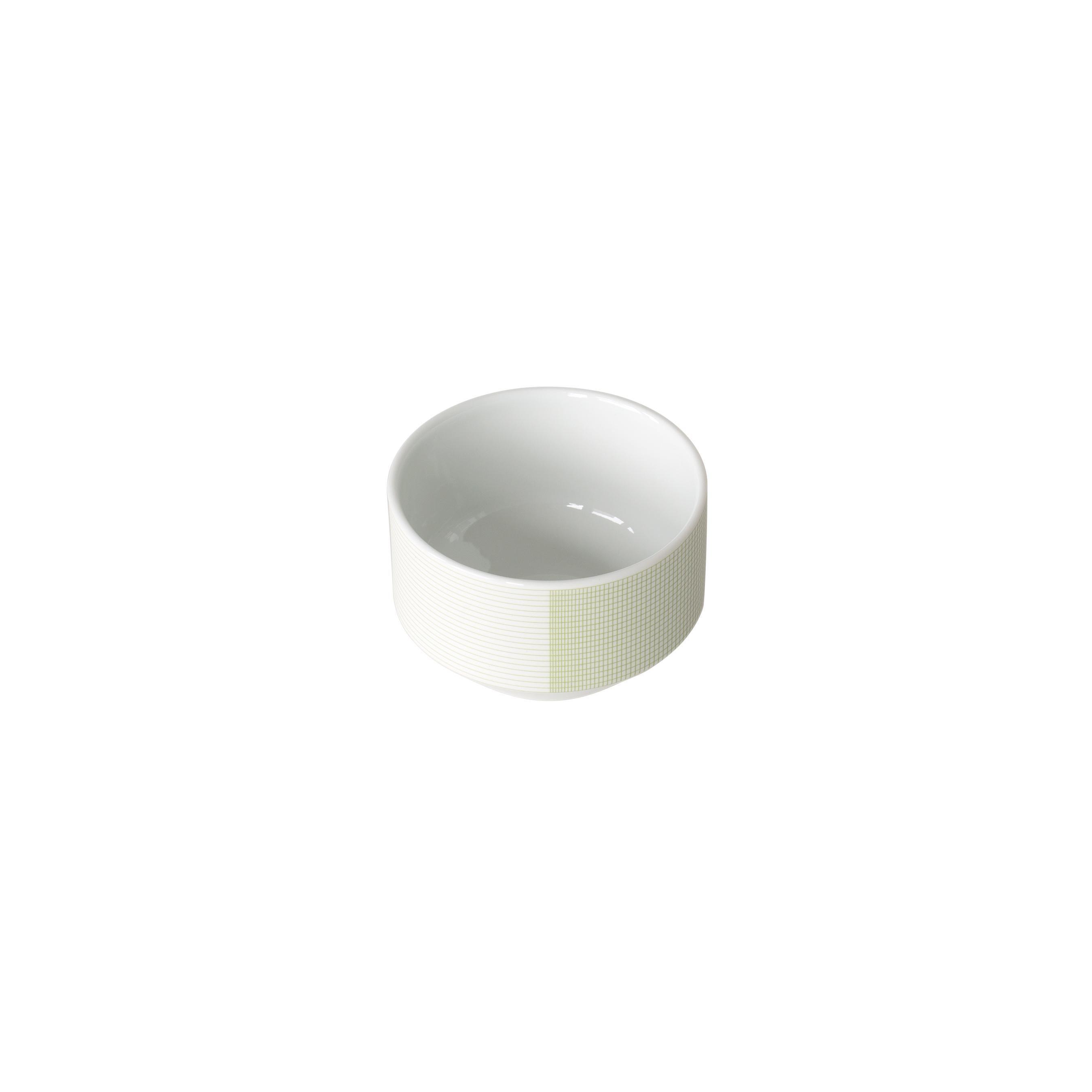 Maharam Pattern Porcelain Cup by Scholten & Baijings