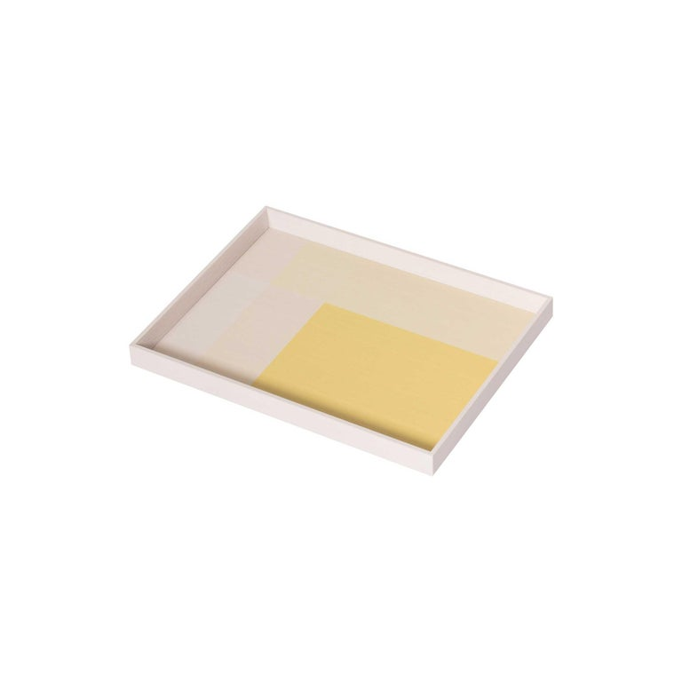 Maharam Pattern Tray Small by Scholten & Baijings  For Sale
