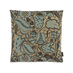 Maharam Pillow, Blumen by Dagobert Peche