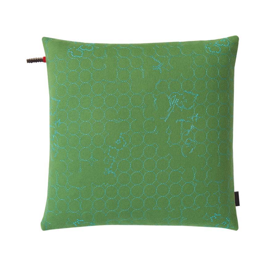 Maharam Pillow, Layers Vineyard Small by Hella Jongerius