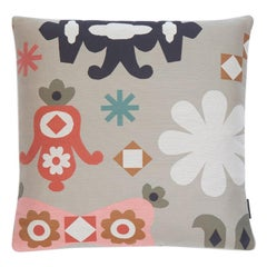 Maharam Pillow, Mela by Sonnhild Kestler