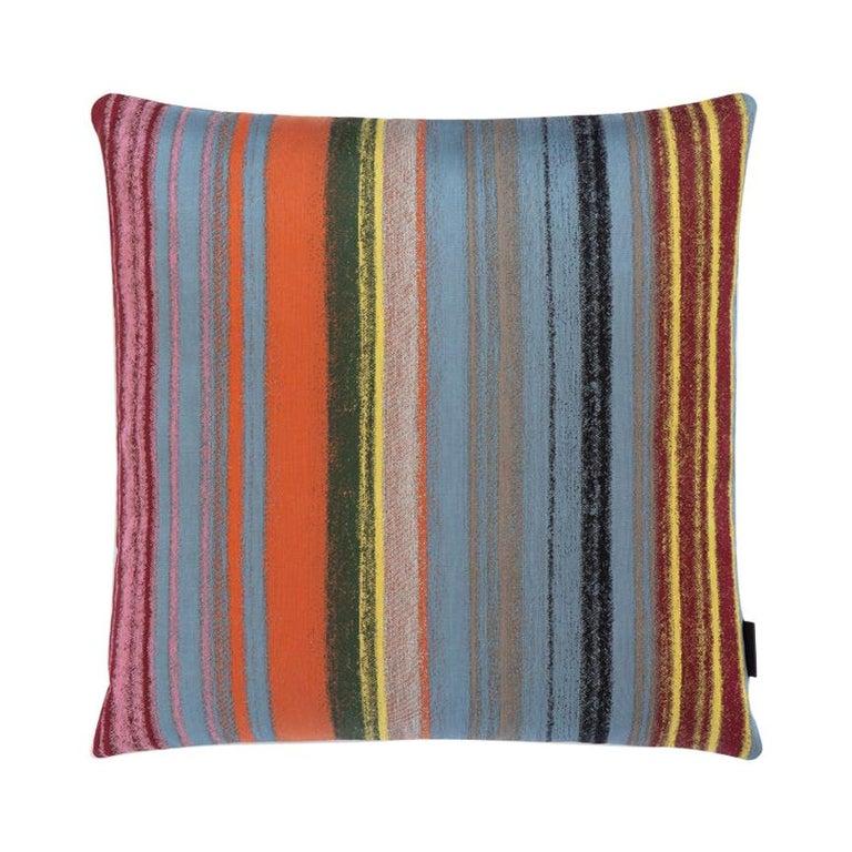 Maharam Pillow, Monsoon by Sonnhild Kestler For Sale