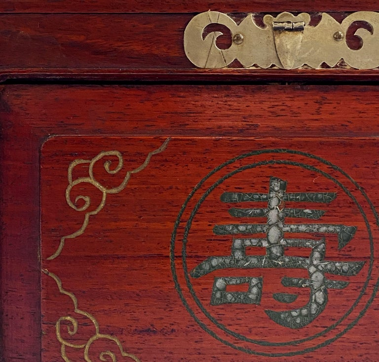 MahJong Game Set in Cabinet Box, N.Y.K. Fleet Ocean Liner Edition 11