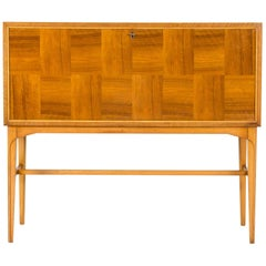 Mahogany Bar Cabinet by Carl-Axel Acking