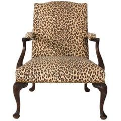Mahogany Bergere Chair