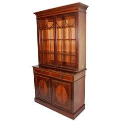 Mahogany Bookcase by Waring & Gillows