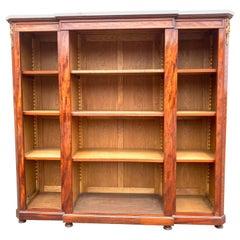 Mahogany Bookcase, circa 1880
