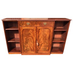 Mahogany Bookcase, English, circa 1860