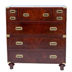 Mahogany Campaign Chest