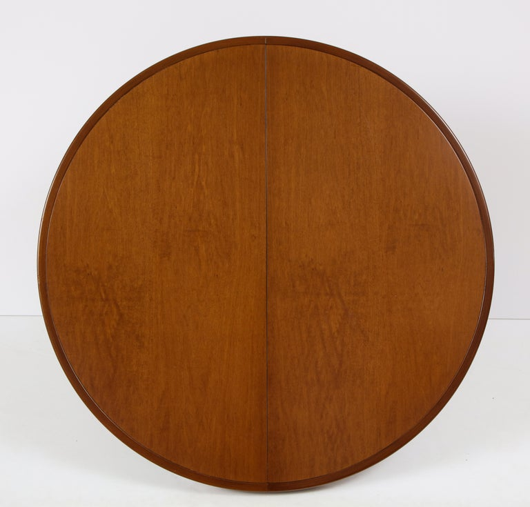 Mahogany Center and Dining Table by Angelo Mangiarotti, 1972  For Sale 6