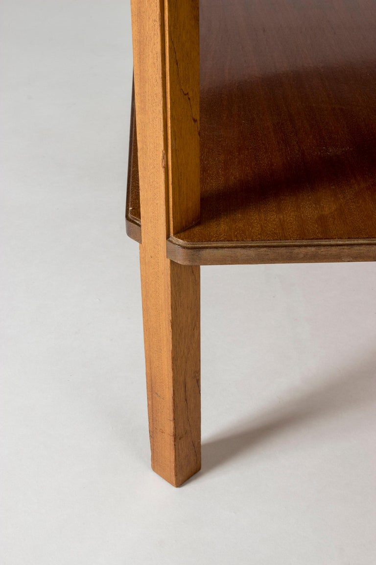 Mahogany Coffee Table by Kaare Klint For Sale 3