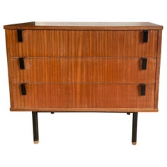Mahogany Commode by Alain Richard