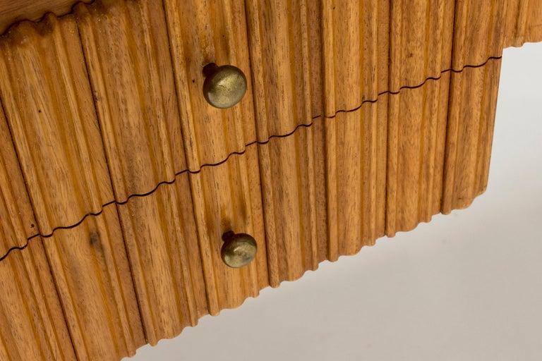 Mahogany Dressing Table by Carl-Axel Acking for Nordiska Kompaniet For Sale 4