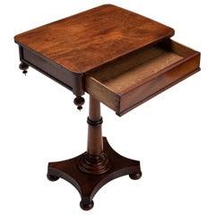 Mahogany George IV Table