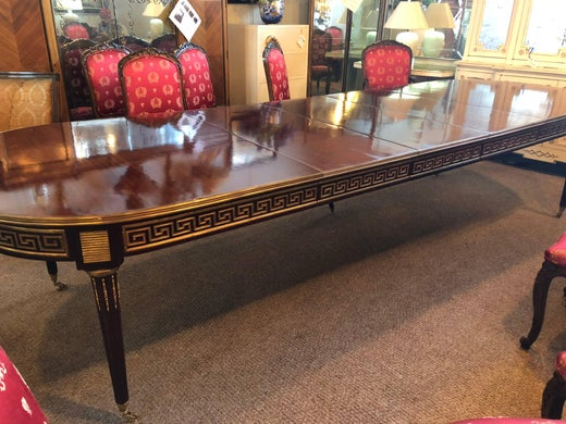 Manner Louis Xvi Style Dining Table
