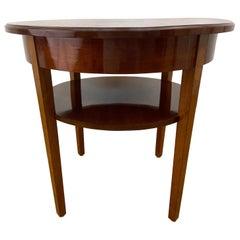 Mahogany Jugendstil Table Circa 1900