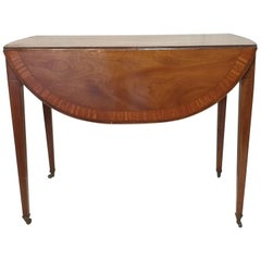 Mahogany Pembroke Table of Excellent Color and Refinement