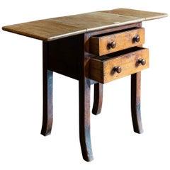 Mahogany Printers Table 'Waterlow & Sons London'