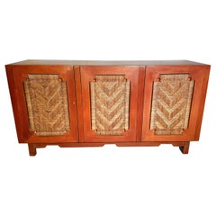 Mahogany Sideboard / Buffet Edmond Spence Industria Mueblera S. A., circa 1950s