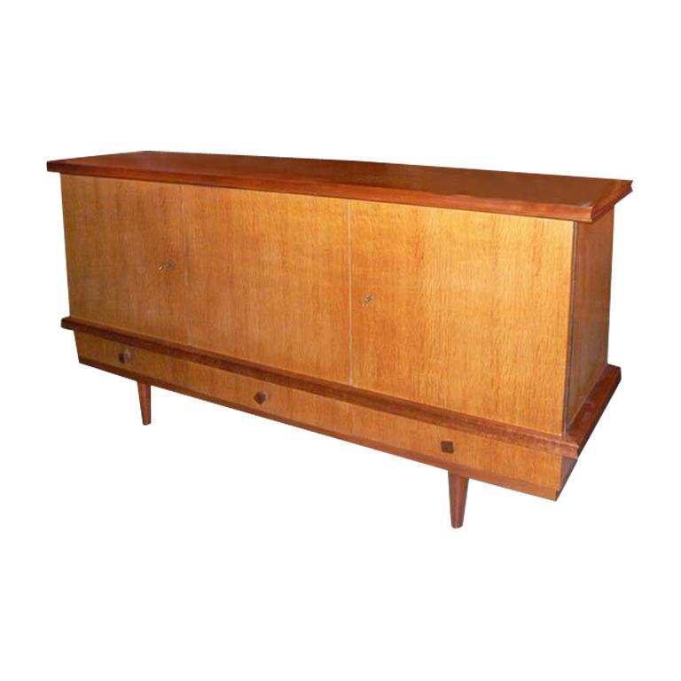 Mahogany Sideboard by G. Poisson