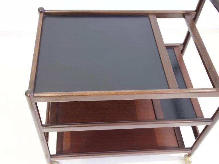 Mahogany Tray Table Attributed to Johannes Andersen 1