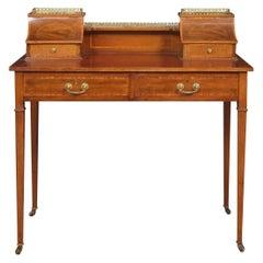 Mahogany Writing Desk