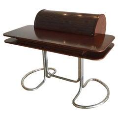 'Maia' Roll Top Desk by Giotto Stoppino, circa 1969