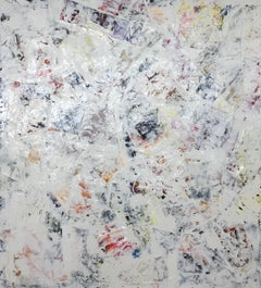 """Large Abstract Acrylic Painting """"Fragments of the Mind 12"""""""