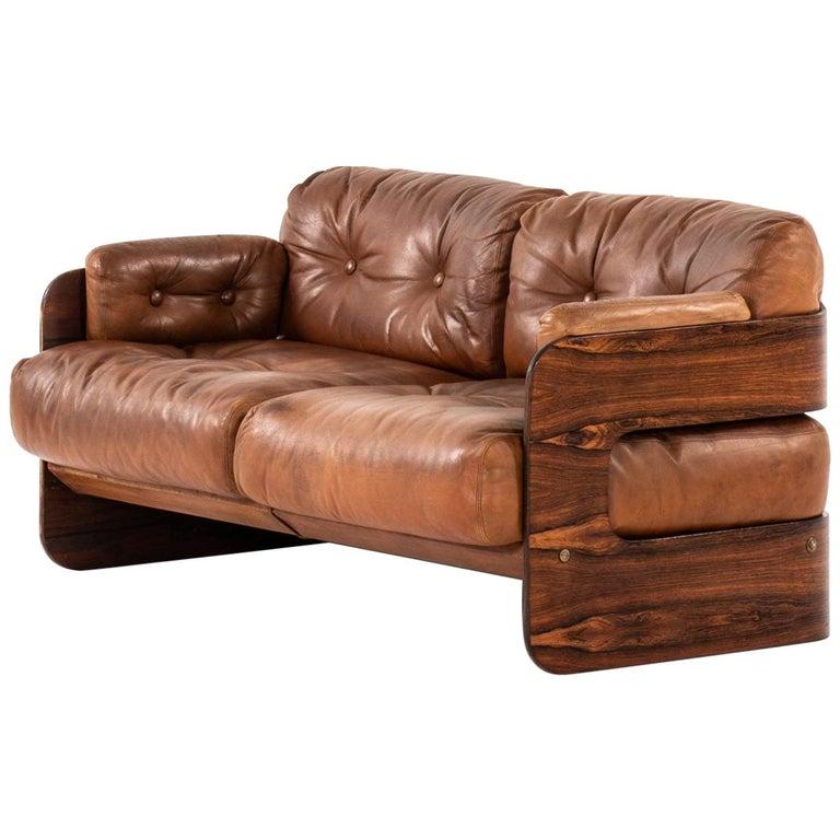 Maija Ruoslahti Sofa Produced by Sopenkorpi in Finland For Sale