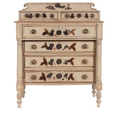 Maine Country Sheraton Chest of Drawers