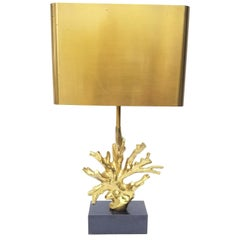 "Maison Charles ""Corail"" Table Lamp"