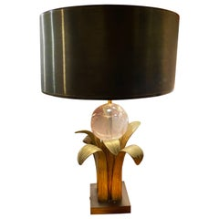 Maison Charles, Table Lamp, circa 1975